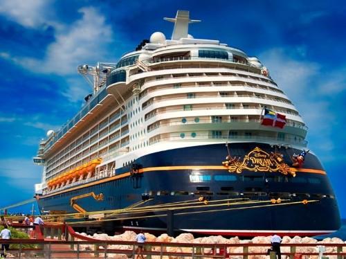 Biggest Cruise Ships