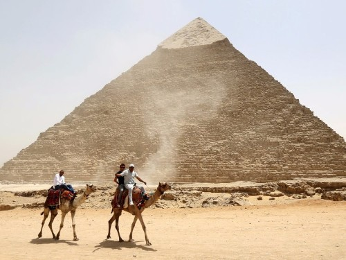 After 4,600 years, we can finally see deep inside Egypt's mysterious pyramids
