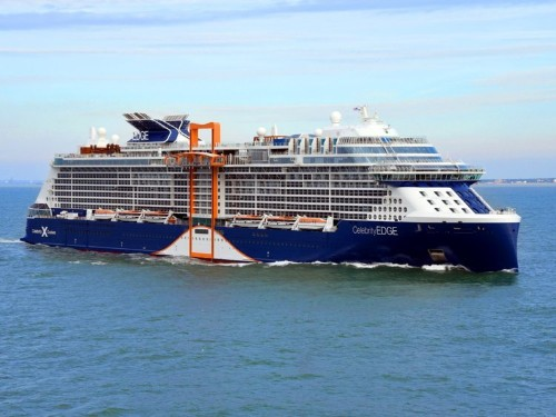 Photos: Celebrity Edge named best new cruise ship of 2018