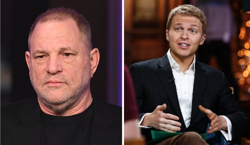 All the celebrities who knew about Harvey Weinstein's sexual abuse - Business Insider