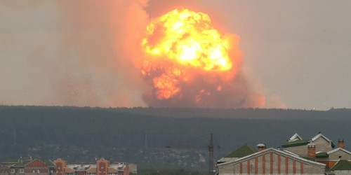 Putin's doomsday weapons push likely to cause more deadly accidents