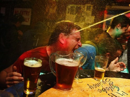 An Evolutionary Explanation For Why Humans Are Hard-Wired To Drink