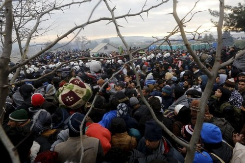 UN: The number of refugees worldwide has surpassed a record 60 million