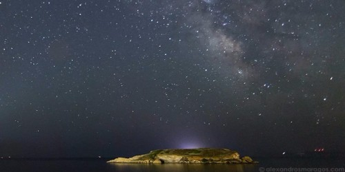 Try to spot the constellations in this stunning time-lapse of the Milky Way