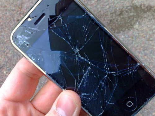 Apparently, The iPhone 6 Is Very Slippery, So You're Going To Want To Get A Case