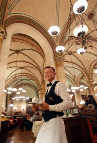 Here's why coffee is such an important part of the culture in Vienna