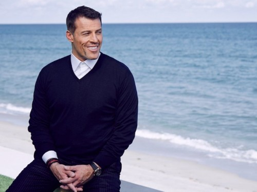 Tony Robbins has taught this productivity trick to clients ranging from Bill Clinton to Serena Williams