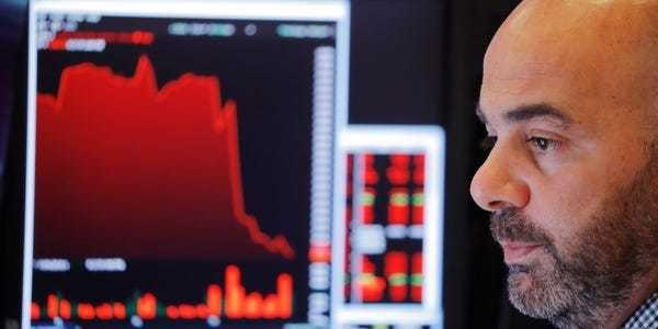 Next stock market crash: Strategist sees risk of December correction - Business Insider