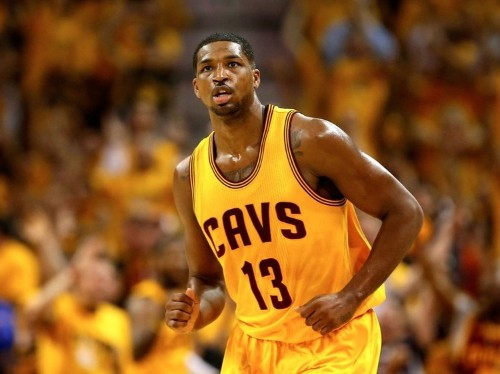 Tristan Thompson is threatening to turn down $80 million and leave the Cavs if he doesn't get a maximum contract