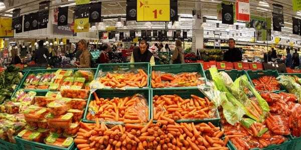 How France became a global leader in curbing food waste - Business Insider