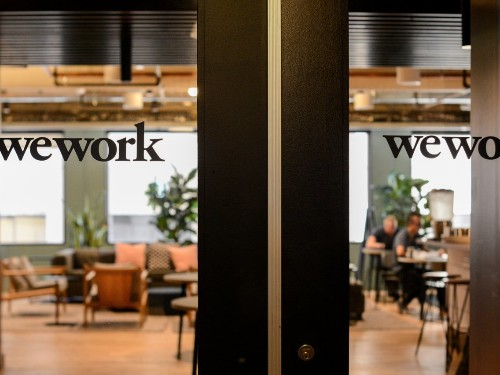 WeWork employees discussed toxic phone booths in July - Business Insider
