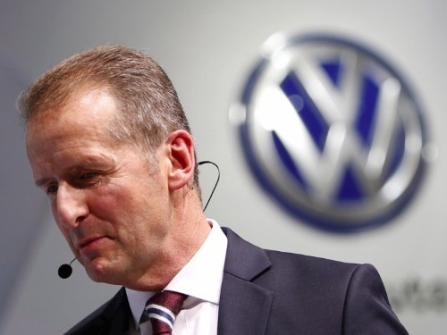 Volkswagen exec: It will take months to reach an emissions deal with US regulators
