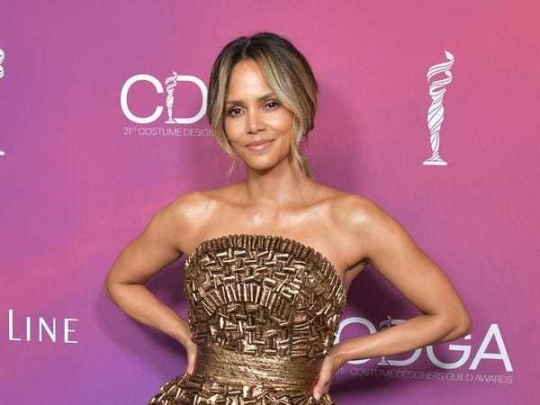 How to get Halle Berry's six-pack abs without spending four hours a day at the gym - Business Insider