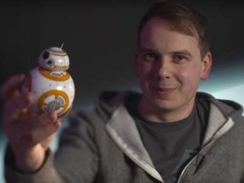 The IBM engineer that controlled a 'Star Wars' toy with his mind thinks brain readers could be the next big thing
