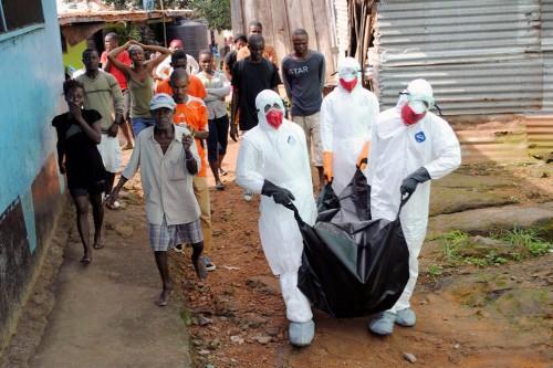 Why Ebola Probably Won't Go Airborne