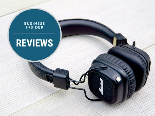 I'd recommend these almost-perfect $150 Bluetooth headphones to everyone I know