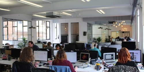 Inside Business Insider's new London office in the heart of Shoreditch