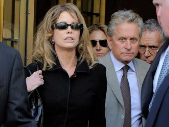 Read The Impassioned Email Michael Douglas' Ex-Wife Sent Their Celebrity Friends To Help Imprisoned Son