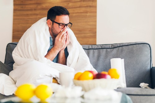 Here's why 'man flu' might actually be real, according to one professor