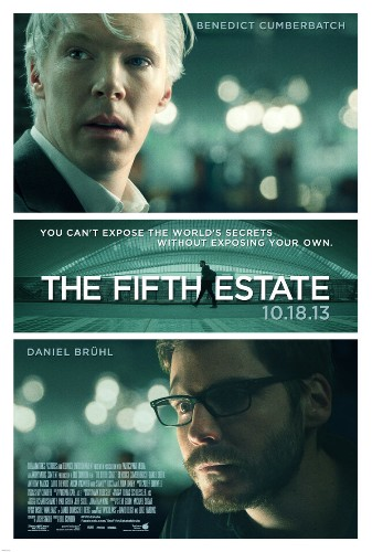 Benedict Cumberbatch Looks Just Like WikiLeaks' Founder Julian Assange In New Movie Poster