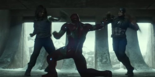 Iron Man and Captain America battle each other in first 'Captain America: Civil War' trailer