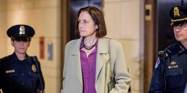 Impeachment hearing updates: Fiona Hill, David Holmes testimony - Business Insider