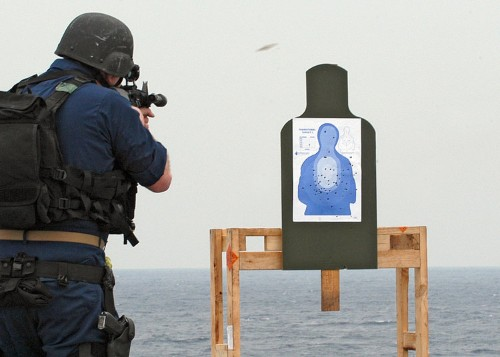 A Marine explains why the 'mythical head shot' is so lethal