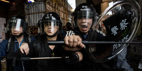 Protests against China continue in Hong Kong in fight for identity