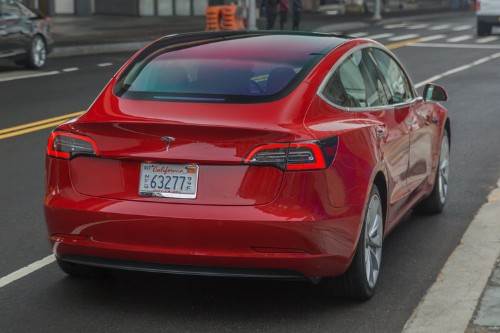 I spent several hours testing Tesla's all-electric Model 3 — here's what it's like to drive