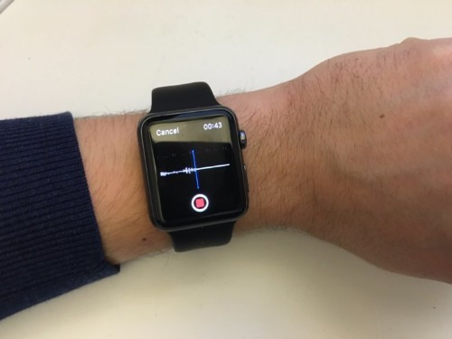 This is one of the best uses for the Apple Watch I've ever seen