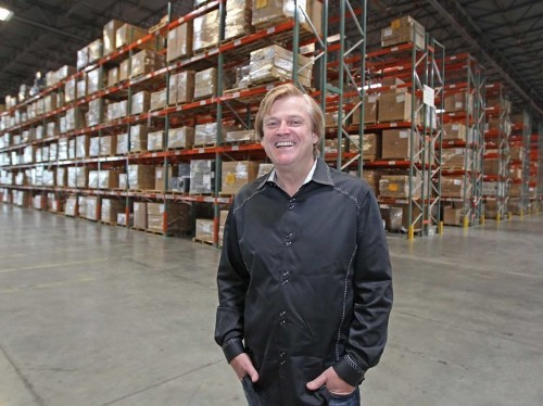 Overstock.com is hoarding more than $10 million in gold and silver just in case the banking system collapses