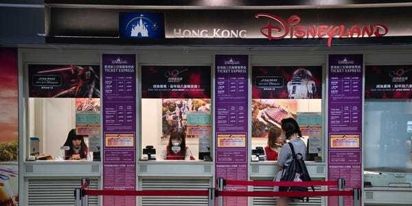 Hong Kong protests could cost Disney $275 million in operating profit - Business Insider