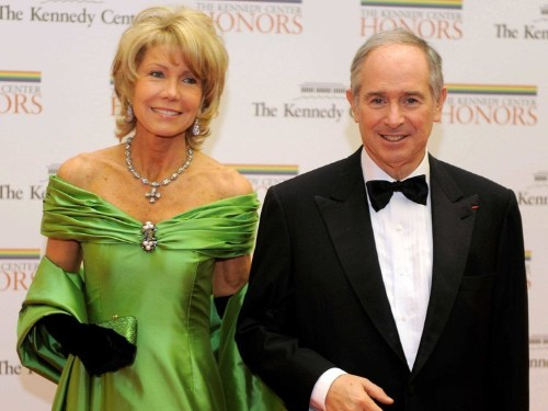 The 18 richest people in private equity
