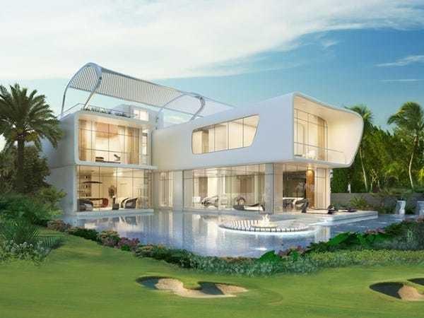 Dubai is getting the world's first Bugatti-inspired villas - Business Insider