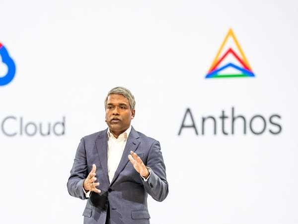 Google Cloud is on the right track with Anthos multicloud - Business Insider