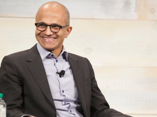 Microsoft CEO Satya Nadella credits a book by a Stanford psychologist for taking the company from stodgy to cool