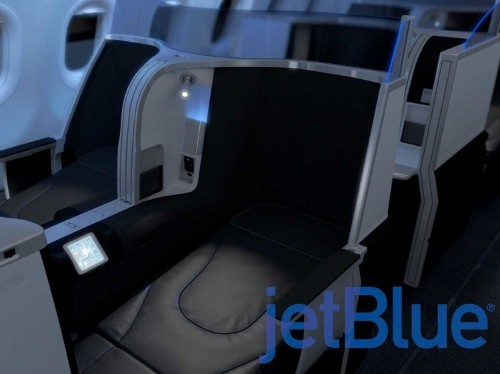 JetBlue Will Offer Private Suites And Massage Beds On Cross-Country Flights