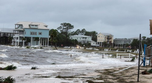 Where to live to avoid climate change, according to insurance workers