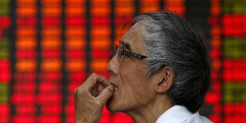 Investors are pulling billions out of Chinese stocks and the bleeding is unlikely to stop anytime soon