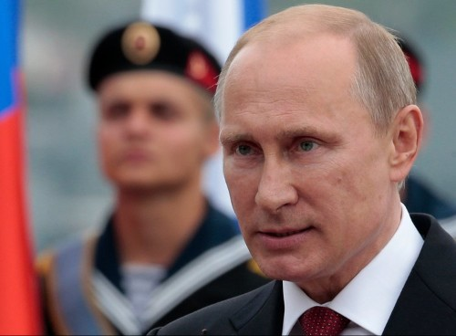 Putin Orders Central Russian Troops On 'Full Combat Alert'