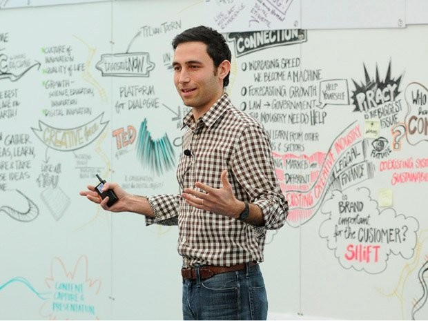 Startup investor Scott Belsky shares five big predictions for the future of technology
