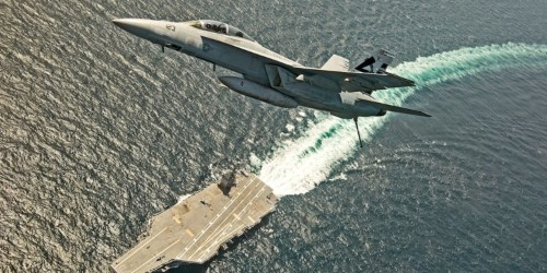 US Navy fixed the propulsion problems on its $13 billion supercarrier