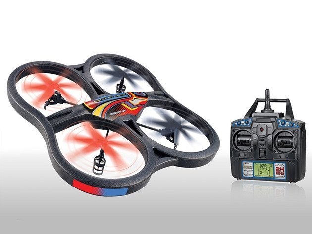 The Sleek Panther Drone Is The Perfect Way To Start Flying [55% Off]