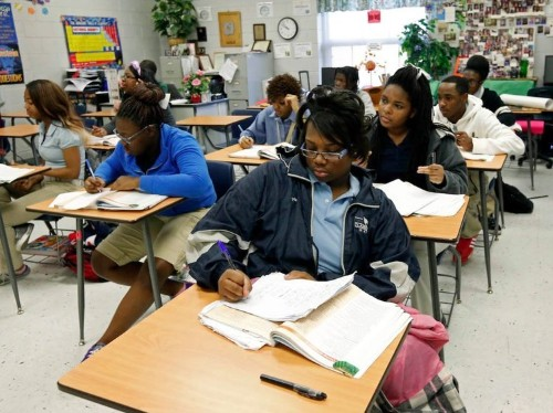 Disturbing study exposes one big way public schools treat black kids differently