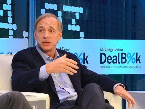 The world's largest hedge fund is building an AI engine to manage the company