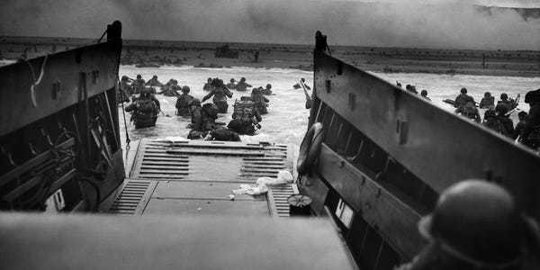 Here's what it took to pull off the massive D-Day invasion - Business Insider