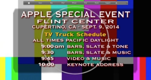 Why Apple's Live Stream Was So Bad During The iPhone 6 Launch