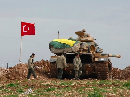 Turkish official: 'We want a ground operation' in Syria