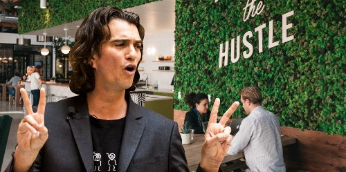 The WeWork fiasco of 2019, explained in 30 seconds - Business Insider