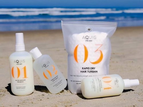Aquis Prime Starter Kit review: hair-care system for hygral fatigue